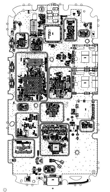 Moto E XT1021 Esquematico Diagrama (Schematic)