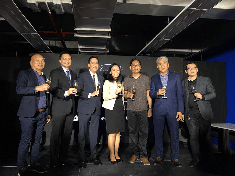 ePLDT opens the biggest disaster recovery facility in the Philippines