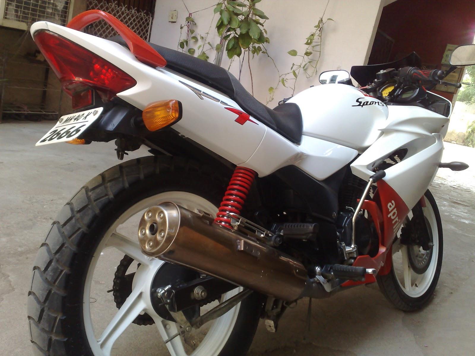Bike Modification Parts In Delhi