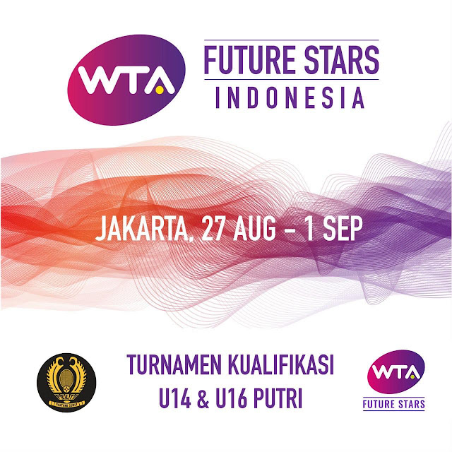 WTA FUTURE STARS - Indonesia Qualification: Draw & OOP Wenesday, 28 August 2019