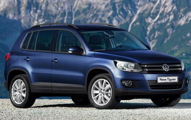 VW Tiguan 2017 1.4 TSI - preço