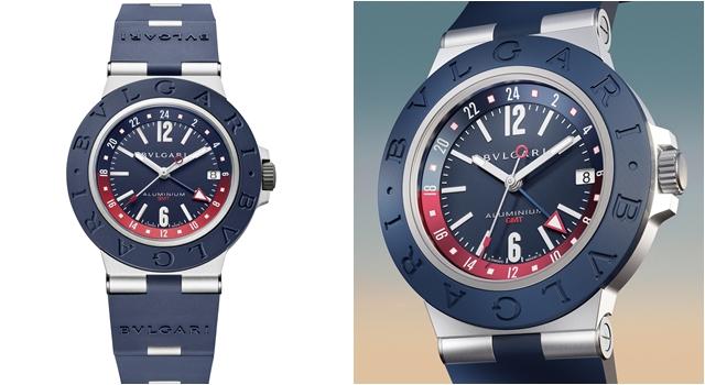 MODA & BELEZA: A Bvlgari apresenta o novo Bvlgari Aluminium GMT
