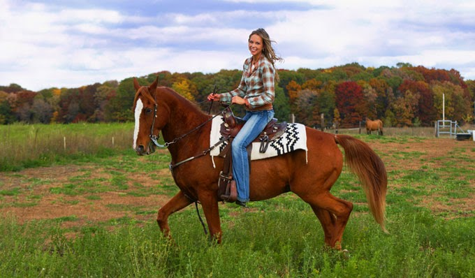 family fun in south jersey horseback riding