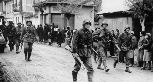 Salônica metrópole destruída pelos nazistas