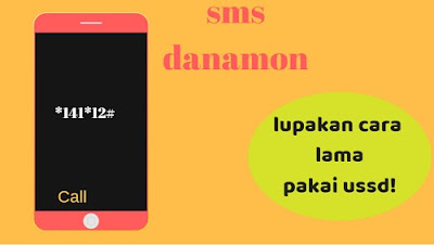 Versi terbaru sms banking danamon USSD
