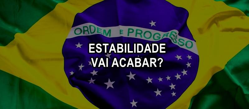 Bolsonaro quer acabar com estabilidade do servidor público