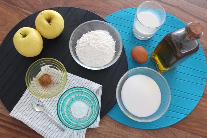 ingredientes-tarta-manzana-rapida-agenda de mama