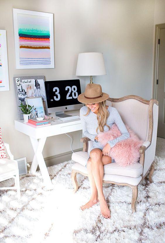 Pinterest: Home Office...