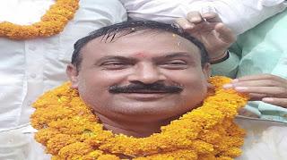 आखिरी चरण के चुनाव के दौरान बेनीपट्टी के निर्दलीय प्रत्याशी नीरज झा का कोरोना से निधन, पटना के एम्स में ली अंतिम सांस