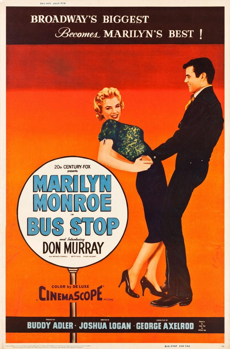 Bus Stop 1956 VOSE BRRip 1080 4000 kb/s Zippy