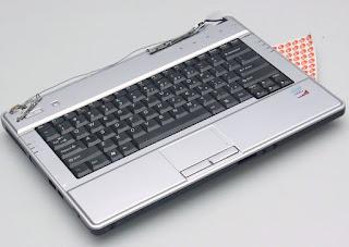 Jual Laptop lenovo 3000 G430 bekas