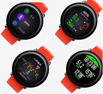 Harga Smartwatch Xiaomi Terbaru, Xiaomi Smartwatch Amazfit