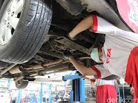 Mobil Berumur 3 Tahun ke Atas Jarang Servis di Bengkel Resmi