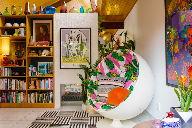 A Bright and Bold New Zealand Home......