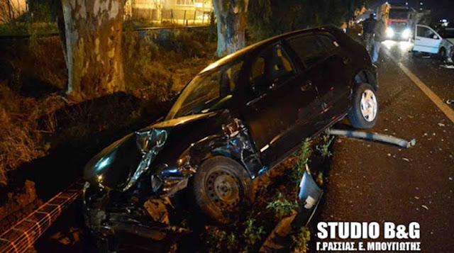 Μείωθηκαν τα τροχαία ατυχημάτα τον Σεπτέμβριο σε σύγκριση με το 2015 στην Πελοπόννησο