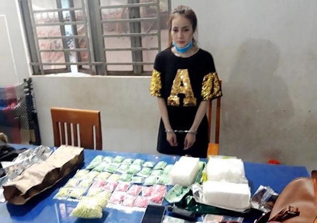 Chân dung Hotgirl 9X đeo bao lô mai thúy đi bộ từ Campuchia về Việt Nam