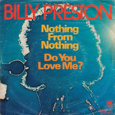 """The Number Ones: Billy Preston's """"Nothing From Nothing"""""""