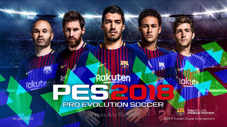 Spesifikasi Game: Pro Evolution Soccer 2018 Mobile Android