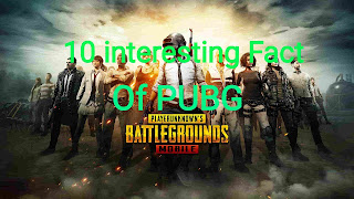 10 fact of pubg mobile