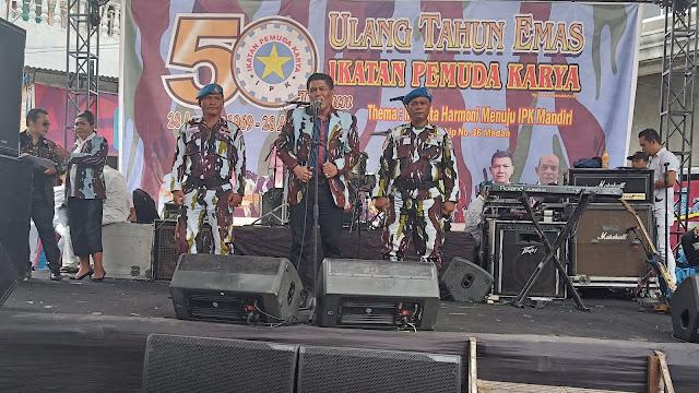 Perayaan HUT Emas IPK ke-50, Menata Harmonis Menuju IPK Mandiri