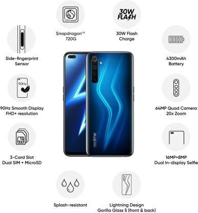 Realme 6 Pro Unboxing & First Look - Really A PRO Smartphone technical guruji