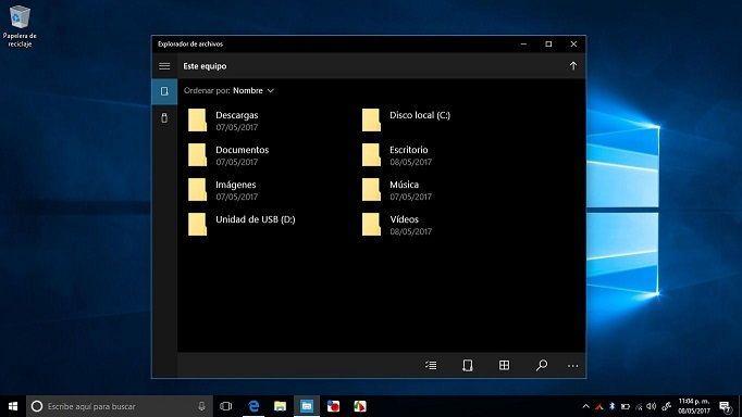 El Explorador oculto de Windows 10 - El Blog de HiiARA