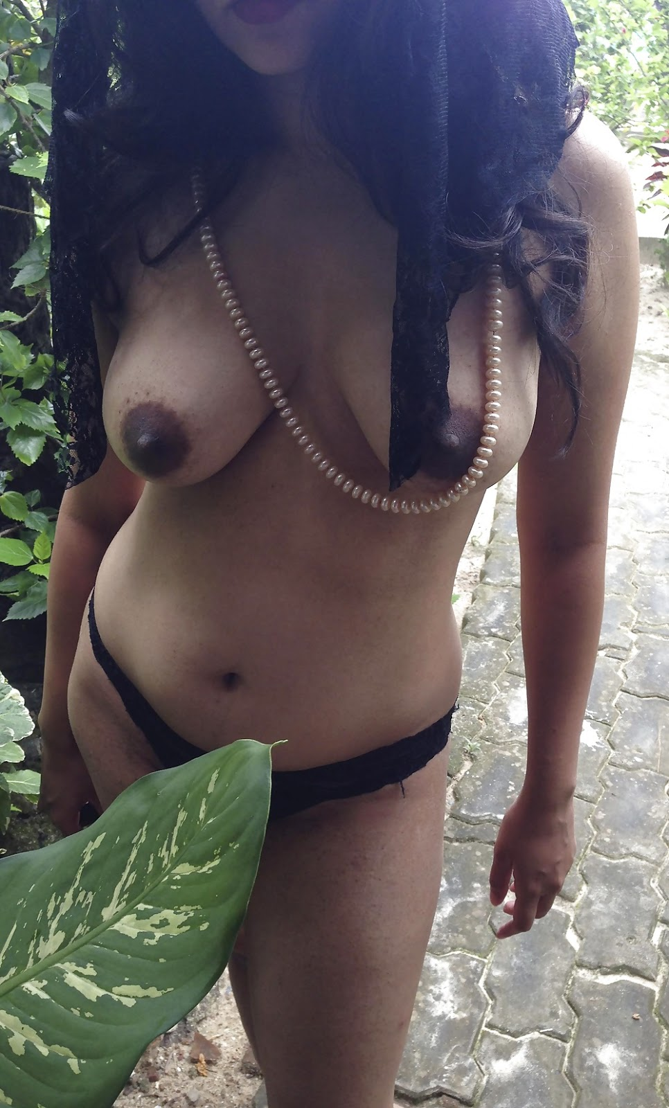 Indian Fat Aunty Boobs