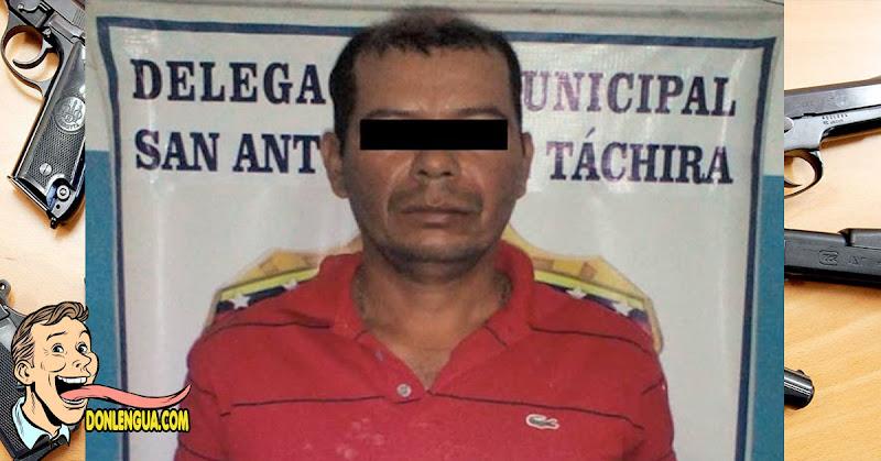 Otro chavista abusó de su hija de 10 años y de su hijastra de 13 en el Táchira