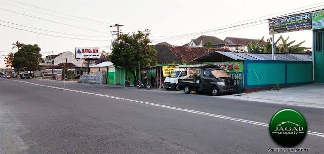 Tanah Tepi jalan Tajem Maguwoharjo