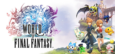 World of Final Fantasy Day One Edition MULTi8 [Repack] FitGirl - www.redd-soft.com