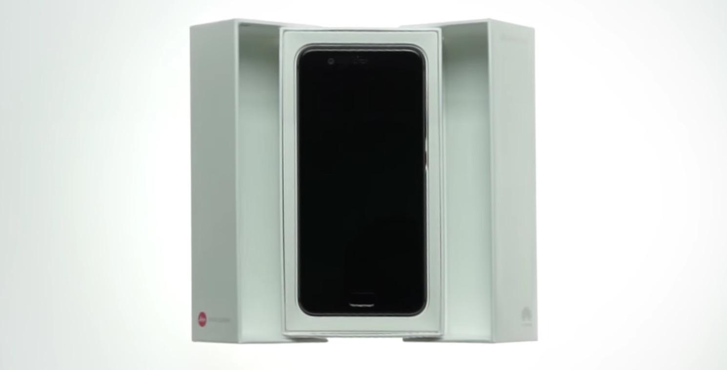 Contenuto confezione Huawei P10 e P10 Plus