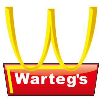 Download Logo Warteg Unik Keren Mirip Logo Mc Donald's
