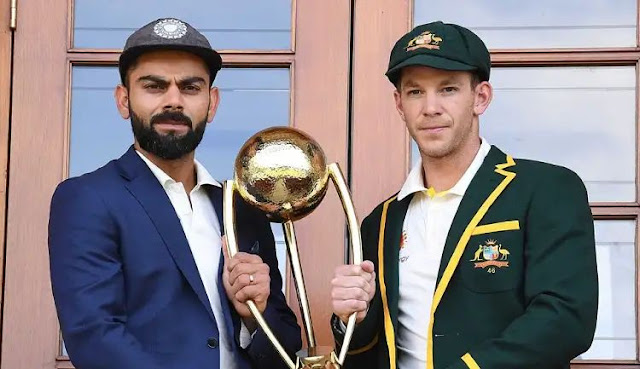 India tour of Australia 2020 series schedule