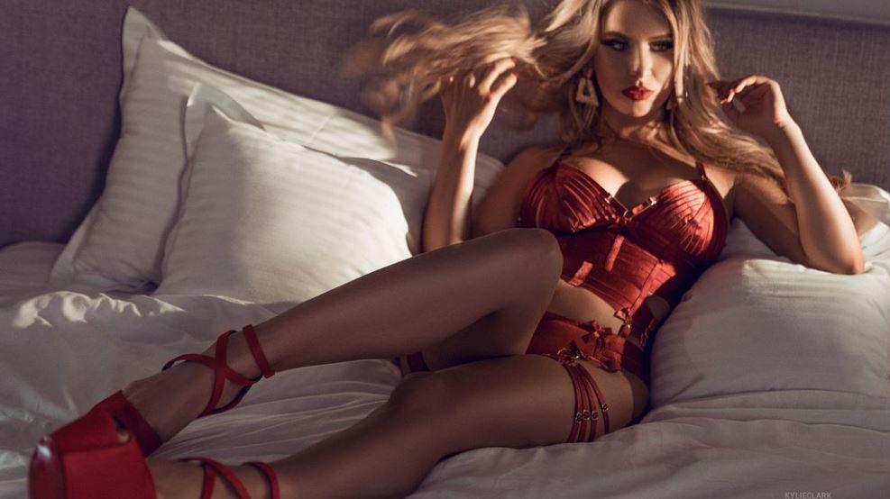 KylieClark Model GlamourCams