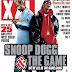 The Game em sua primeira vez na XXL (Abril de 2005)