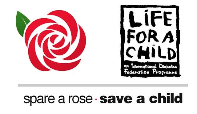 #SpareARose - Save A Child
