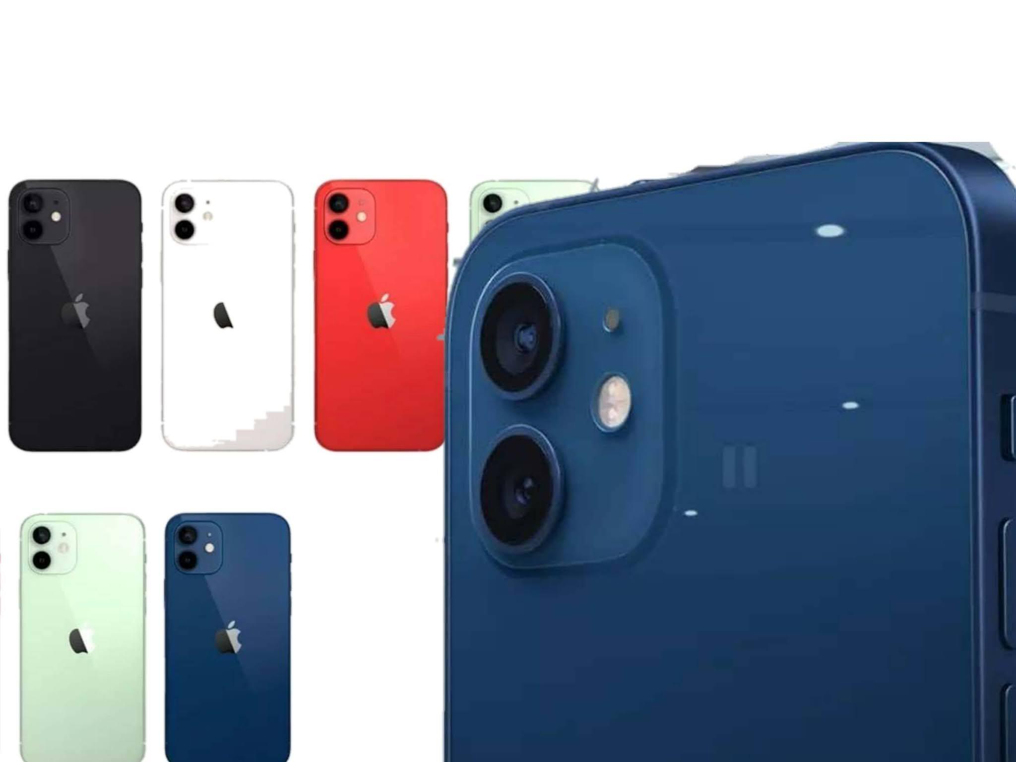 سعر ومواصفات آيفون 12 ميني الهاتف الأصغر في سلسلة آيفون 12