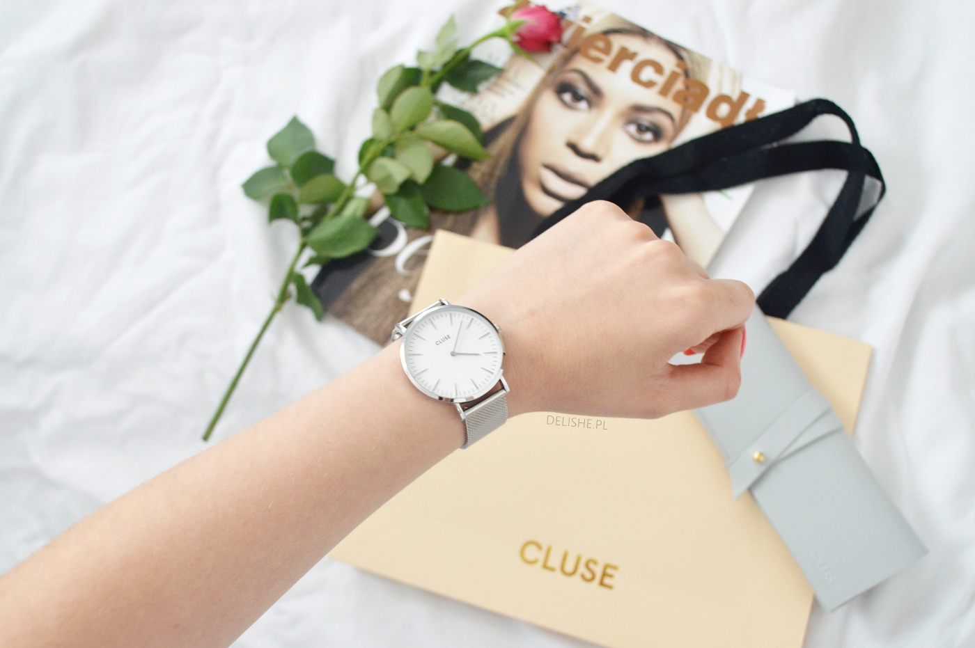 zegarek cluse blog