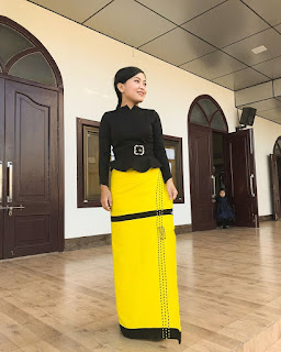 Mizo Sunday Dress 2020
