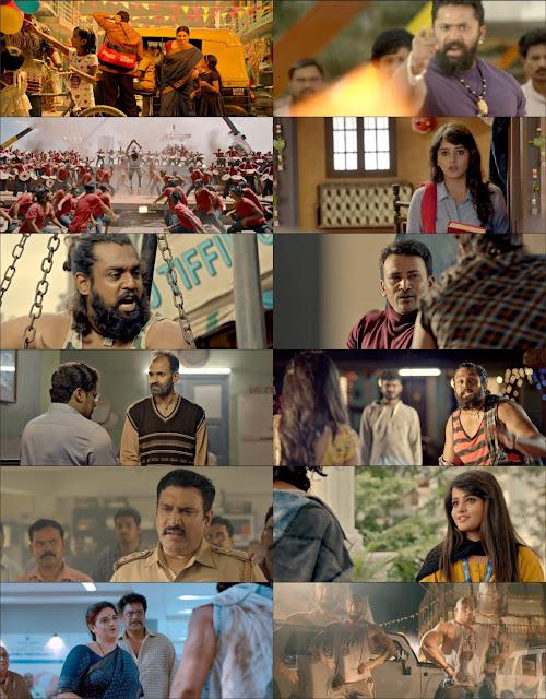 Pogaru 2021 Hindi Dubbed 720p WEBRip