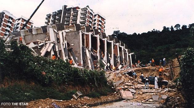 'Bunyi jeritan, lolongan.. kami hanya mampu berpandangan sesama sendiri' - Bekas anggota tentera kongsi pengalaman ketika sertai operasi SAR Highland Towers 1993