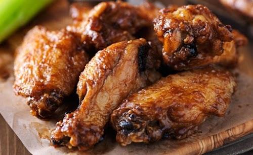 طريقة تحضير أجنحة الدجاج المشوية بالباربيكيو