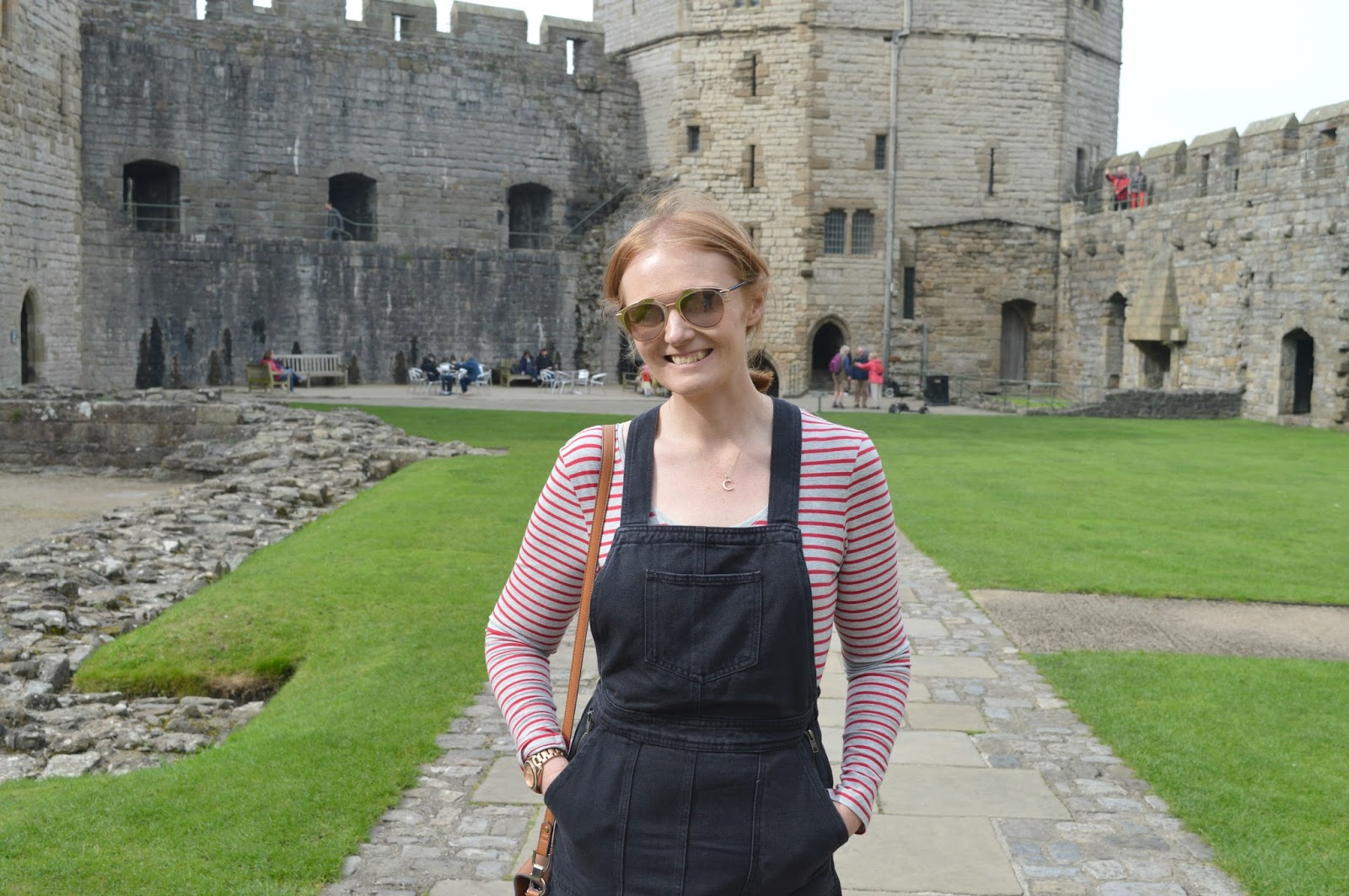 Anglesey and North Wales Staycation - Caernarfon Castle