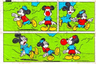 вкладыш Donald - 004