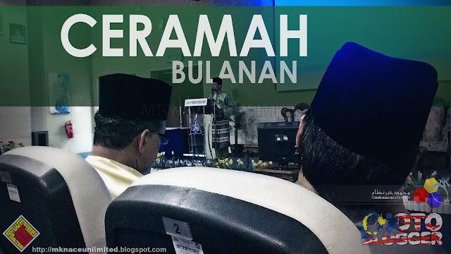 Ceramah Bulanan JPN Johor Jun 2016