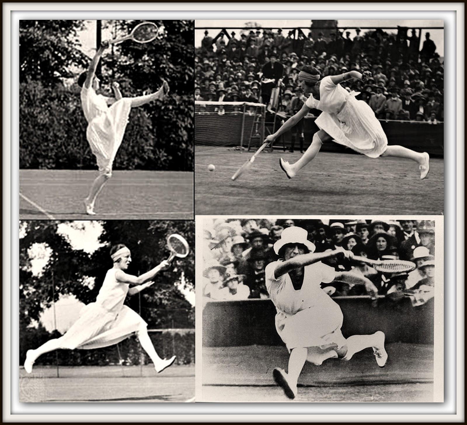 "La Divine"" – French Tennis Legend Suzanne Lenglen"