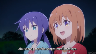 Koisuru Asteroid Episode 02 Subtitle Indonesia