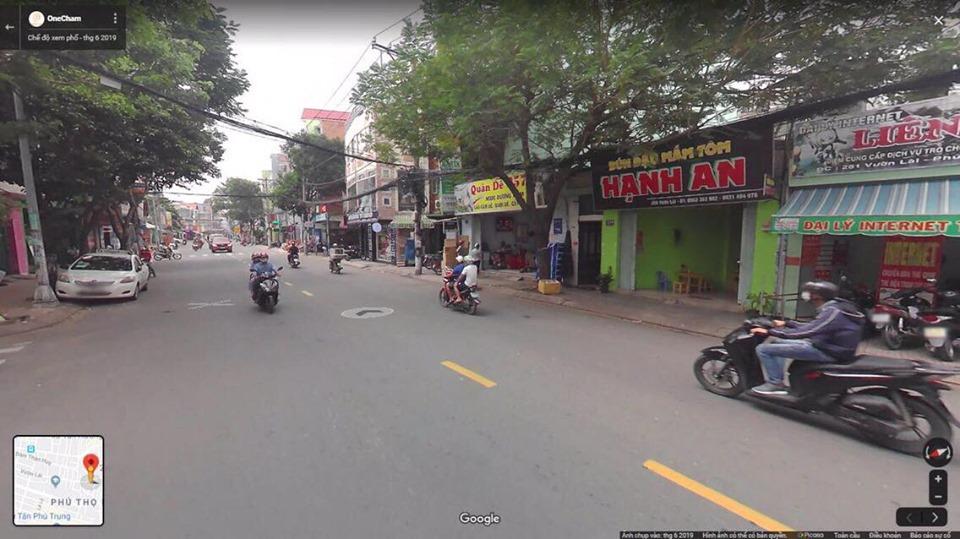 Bán nhà Mặt tiền đường Vườn Lài phường Phú Thọ Hòa quận Tân Phú. DT 5x30m