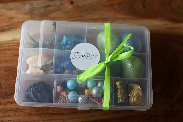 Darling Little Details Play Dough Sensory Kits
