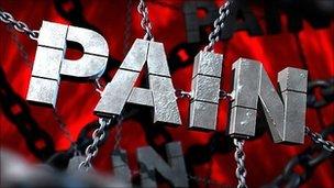 Pain Under The Heel